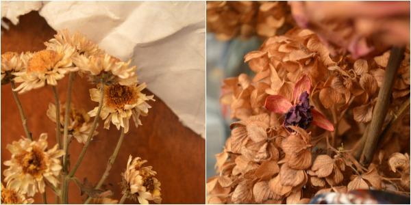 3 طرق لتجفيف الزهور How-to-Dry-Flowers-Quickly