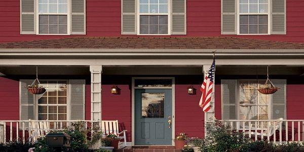 نصائح لاختيار ألوان طلاء المنزل الخارجي البديل