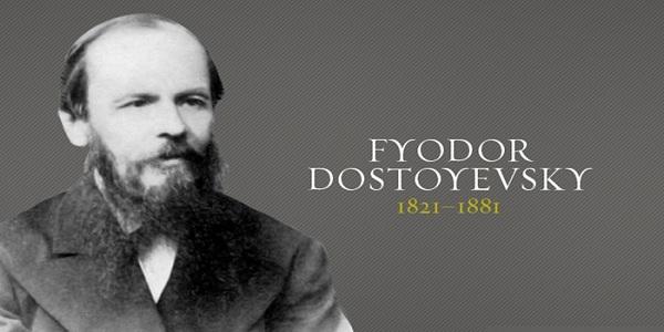 نتيجة بحث الصور عن الأديب الروسي فيودور دوستويفسكي