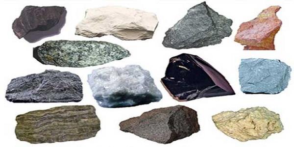 انواع الصخور Youtube