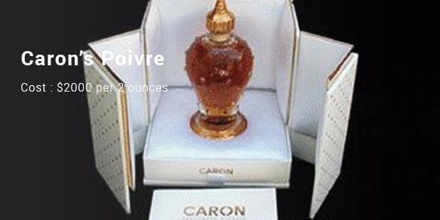 أغلى العطور في العالم Caron's-Poivre_1440144803.jpg