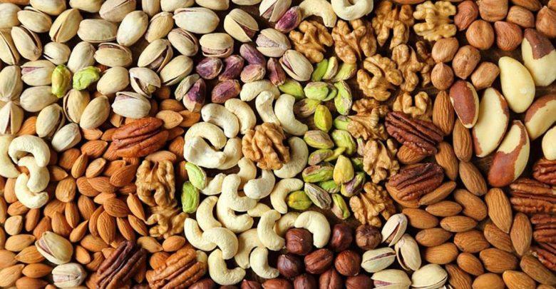 الفوائد الصحية لتناول المكسرات الشهية