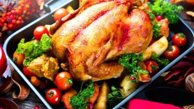 أروع طريقة لطهي الدجاج المشوي