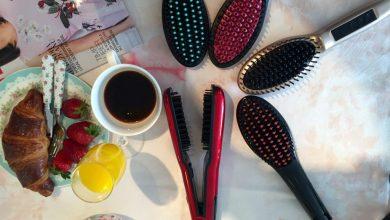 فرد الشعر بطريقة طبيعية آمنة بدون ضرر